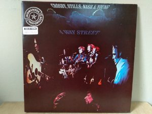 Lp Crosby Stills Nash Young 4 Way Street Nacional Zerado!