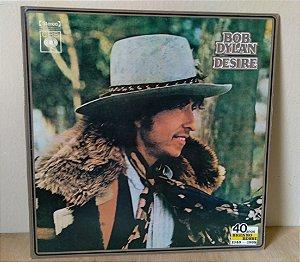 Lp Bob Dylan Desire Exxx Zerado