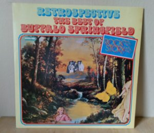 Lp Buffalo Springfield Retrospective The Best Of Nacional
