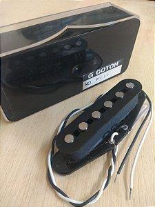 Captador De Guitarra Single P111 Gotoh New Old Stock