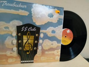 Lp J. J. Cale Troubadour Importado Alemão 1976