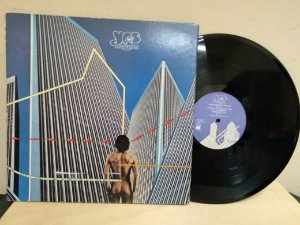 Lp Yes Going For The One Importado Usa 1979 Encarte