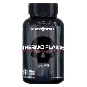 THERMO FLAME (60TABS) BLACK SKULL