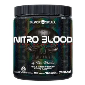 NITRO BLOOD (300G)  BLACK SKULL