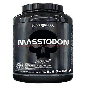 MASSTODON HIPERCALORICO (3KG) BLACK SKULL