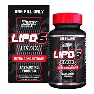 LIPO 6 BLACK UC (60CAPS) NUTREX