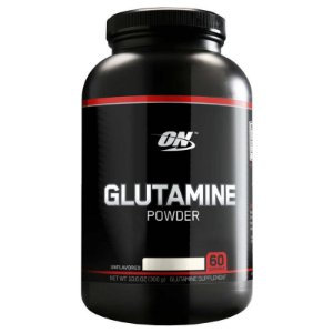 GLUTAMINA (300G) BLACK LINE OPTIMUM NUTRITION