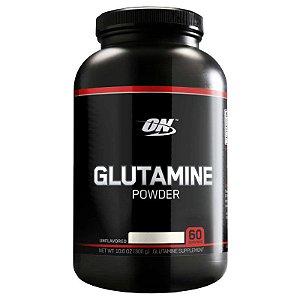 GLUTAMINA (300G) BLACK LINE OPTIMUM NUTRITION