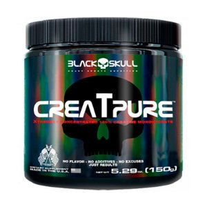 CREATPURE (300G) BLACK SKULL