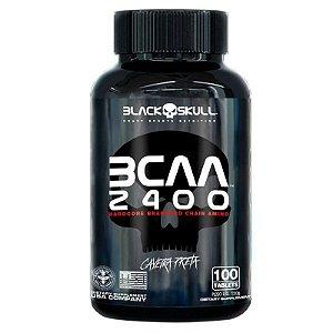 BCAAA 2400 (100TABS) BLACK SKULL