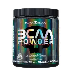BCAA POWDER (300G) BLACK SKULL