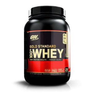 100% WHEY GOLD STANDARD (2LB/900G) OPTIMUM