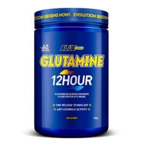 GLUTAMINE 12 HOUR (300G) BLUE SERIES