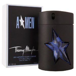 Perfume Importado Angel A*Men Rubber Flask Edt 100ml - Thierry Mugler Masculino