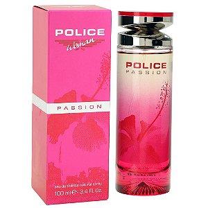 Perfume Passion Police Eau de Toilette Feminino 100ml