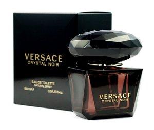 Perfume Crystal Noir Gianni Versace Eau de Toilette Feminino 90 ml