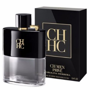 Perfume Importado Ch Men Privé Edt 100ml - Carolina Herrera Masculino