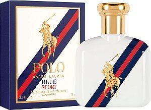 Perfume Polo Blue Sport Ralph Lauren Eau de Toilette Masculino 125 ml