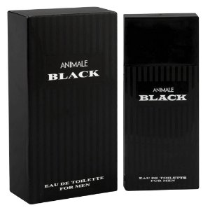 Perfume Animale Black Animale Eau de Toilette Masculino 100 ml