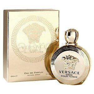 Perfume Versace Eros Pour Femme Eau de Parfum Feminino 100ml
