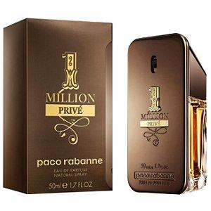 Perfume 1 Million Privé Paco Rabanne Eau de Parfum Masculino 50 ml