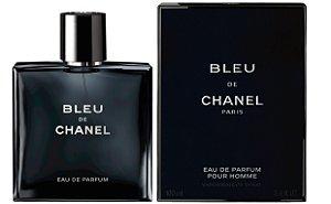 Perfume Bleu de Chanel Eau de Parfum Masculino 50ml