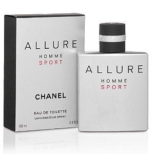 5b7dcc8da0e Perfume Allure Sport Chanel Eau de Toilette Masculino 50 ml