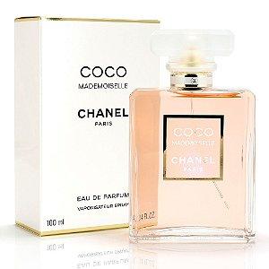 Perfume Coco Mademoiselle Chanel Eau de Parfum Feminino 100 ml
