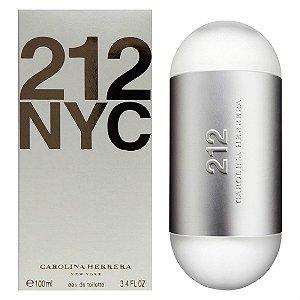 Perfume Importado 212 Nyc Feminino Edt 100ml - Carolina Herrera Feminino