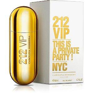 Perfume 212 Vip Carolina Herrera Eau de Parfum Feminino 80 ml