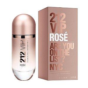 Perfume Importado 212 Vip Rose Edp 80ml - Carolina Herrera Feminino