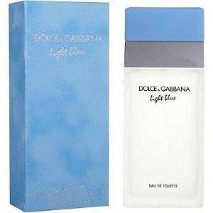 Perfume Light Blue Dolce & Gabbana Eau de Toilette Feminino 50 ml