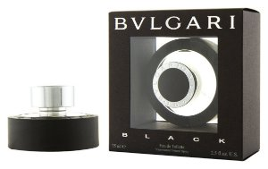 Perfume Bvlgari Black Bvlgari Eau de Toilette Masculino 75 ml