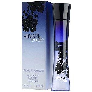 Perfume Armani Code Giorgio Armani Eau de Parfum Feminino 75 ml