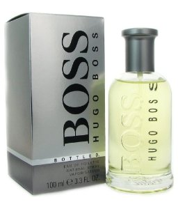 Perfume Boss Bottled Hugo Boss Eau de Toilette Masculino 100 ml