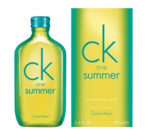 Perfume Ck One Summer 2014 Eau de Toilette Unissex 100ml