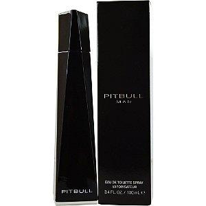 Perfume PitBull Man PitBull Eau de Toilette Masculino 100ml