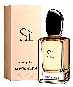 Perfume Si Giorgio Armani Eau de Parfum Feminino 50 ml
