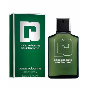Paco Rabanne Pour Homme Tradicional Edt 100ml Perfume Importado Original Masculino