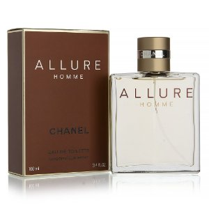 Perfume Allure Homme Chanel Eau de Toilette Masculino 100 ml