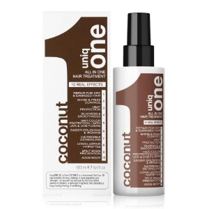 Cosmético Uniq One Revlon All In One Coconut Tratamento Capilar 150ml