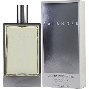 Perfume Calandre Paco Rabanne Eau de Toilette Feminino 100 ml
