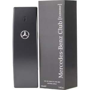 Perfume Importado Mercedes Benz Club Extreme Edt 100ml - Mercedes-Benz Masculino