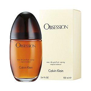 Perfume Obsession Calvin Klein Eau de Parfum Feminino 100 ml