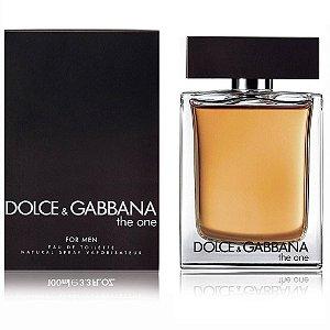 Perfume The One For Men Dolce & Gabbana Eau de Toilette Masculino 100 ml