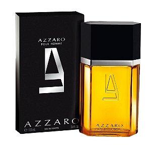 Perfume Azzaro Pour Homme Azzaro Eau de Toilette Masculino 200 ml
