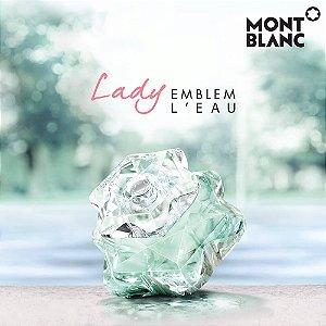 Perfume Importado Lady Emblem Leau Montblanc Eau de Toilette Feminino 75ml