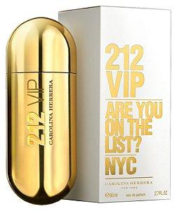 Perfume 212 Vip Carolina Herrera Eau de Parfum Feminino 125 ml