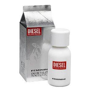 Perfume Plus Plus Feminine Diesel Eau de Toilette Feminino 75 ml