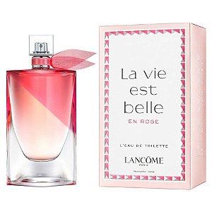Perfume Importado La Vie Est Belle En Rose Edp 100ml - Lancôme Feminino